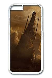 iPhone 6/6S Case,Clear,PC(Polycarbonate)Case jelly For iPhone 6/6S(Case can be customized)Lastest high-resolution Image,high-resolution Image,Ultra-thin Case-Castlevania 13