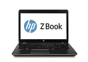 "HP ZBook 14 14"" LED Mobile Workstation - Intel Core i7 i7-4600U Dual-core (2 Core) 2.10 GHz - Graphite F2R99UT#ABA"