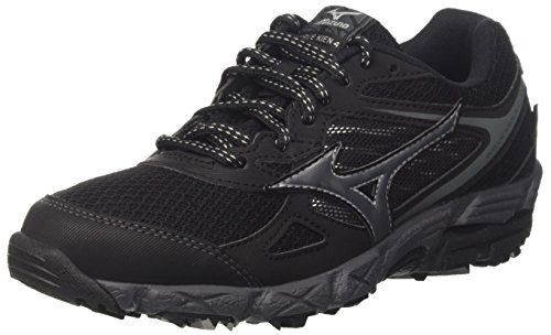 de Mizuno Running Black Kien Chaussures G 51 Darkshadow Wave Wos Multicolore Femme TX xOfqOSYA