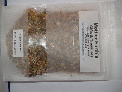 Herbal Medicinal Loose Leaf Tea - I Can't Move Tea