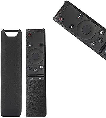 DIYEUWORLDL 1pc Soft Silicon Case Cover For Samsung Smart TV Remote Control Cover For Samsung Smart TV Remote Control Case Protective Skin: Amazon.es: Electrónica