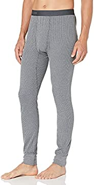 Fruit of the Loom Mens Recycled Premium Waffle Thermal Underwear Long Johns Bottom (1, 2, 3, and 4 Packs)