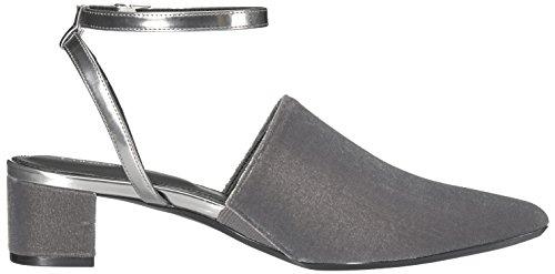 Calvin Klein Women's Ginetta Pump Slate/Dark Silver j5dnl