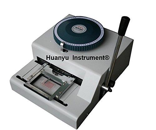 WSDM-52D Manual code printer Metal dog plate embossing machine Letterpress rotogravure printing machine