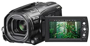 JVC Everio GZHD3 3CCD 60GB Hard Disk Drive High Definition Camcorder with 10x Optical Image Stabilized Zoom (Discontinued by Manufacturer)