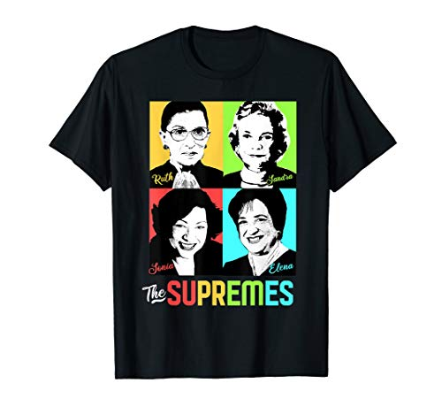 (Female Supreme Court Justices Women Shirt for Feminist)