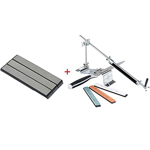 3db5947a2 Ruixin PRO III Professional Kitchen Knife Sharpening System Knife Sharpener  Fix-angle 4 Stone Household