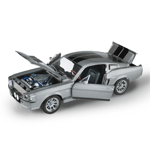 1:18-Scale 1967 Shelby Mustang GT500E Eleanor Diecast Car