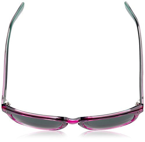 Spy Lunettes de soleil beachw Ood Multicolore - Fuchsia Sunset-Happy Gray Green