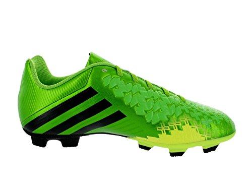 Adidas Predito Lz Trx Fg Vert / Hommes Crampons De Football Jaune Rayon Vert / Noir / Électricité