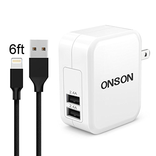 ONSON Portable Foldable Lightning Charging