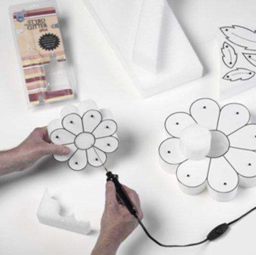 FloraCraft Styrofoam Cutting Tool Electric StyroCutter Plus