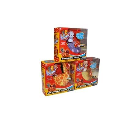 Zhu-Fari Pet & Baby - Zulu the Giraffe: Toys & Games