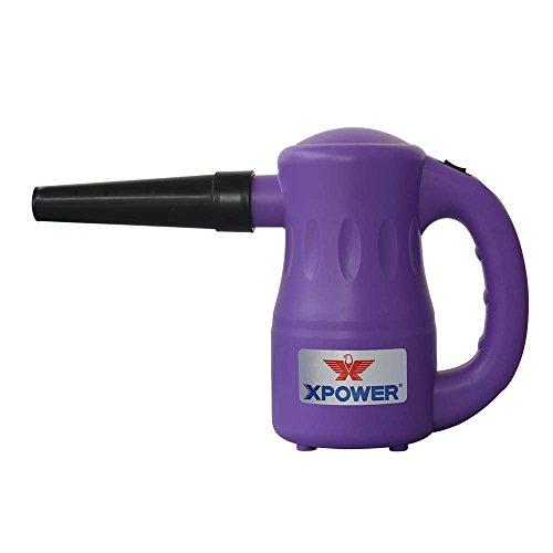 XPOWER Portable Multipurpose Pet Dryer/Electric Duster, 2.7