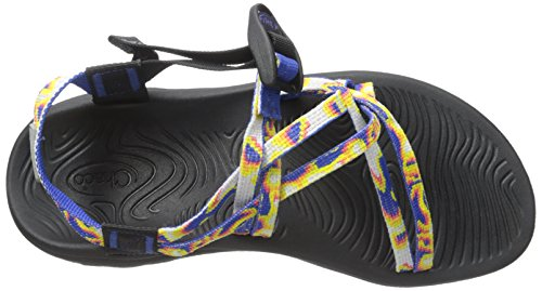 Zvolv Women's Blue Galaxea X Athletic Chaco Sandal q5d0q4