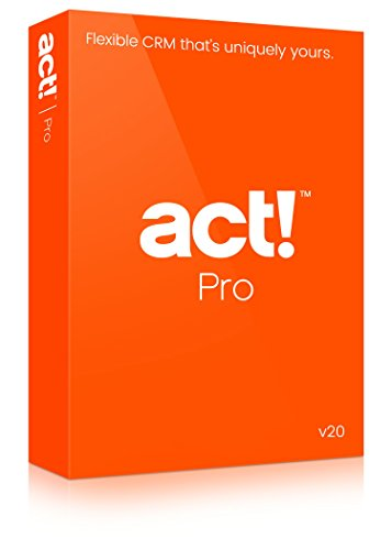 act contact management software - 1