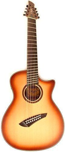 Agile Renaissance 8X SB EQ 8 String Acoustic Multiscale (Agile Guitar)