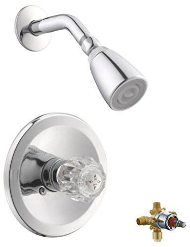 Design House 545939 Millbridge Shower Trim With Valve, Polished Chrome by Design House