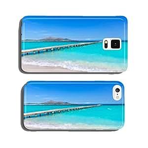 Majorca Playa de Muro beach Alcudia bay Mallorca cell phone cover case Samsung S5