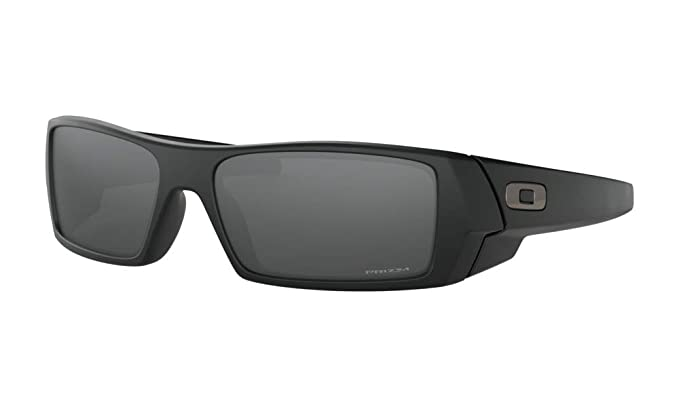 fb9cf2c4fdac Amazon.com: Oakley Men's Gascan Sunglasses,Matte Black,One Size ...