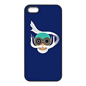 Dota2 GYROCOPTER iPhone 5 5s Cell Phone Case Black DIY Gift pxf005-3658682