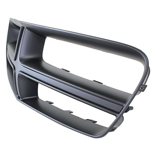 Diften 104-C0744-X01 - New Grille Shell Grill Black Dodge Charger 2013 2012 2011 CH1210108 68104033AA