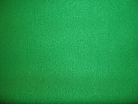 Verde 6 x 3 calidad mesa de billar paño de lana cama y cojines ...