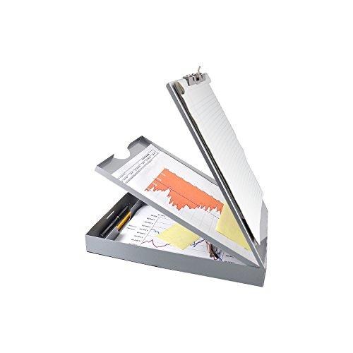 Aluminum Storage Clipboard (Saunders Aluminum Top Opening Storage)