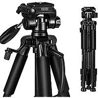 ESDDI Camera Tripod, 55'' Professional DSLR Aluminum...