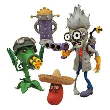 Diamond select toys plants vs zombies garden - Plants vs zombies garden warfare toys ...