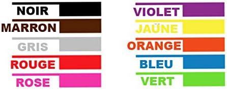 IDcaseFR Trousse d/école maquillage bijoux Toilette cadeaux Personnalisable avec votre pr/énom ou texte au choix 3