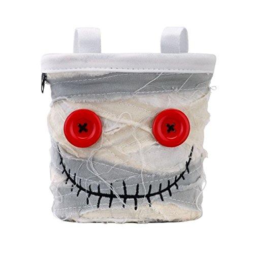 8BPlus Stan Furry Rock Climbing Chalk Bag Monster ()