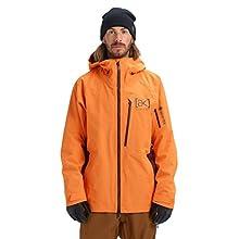 Burton Men's Ak Gore-tex Cyclic Jacket, Russet Orange, Medium