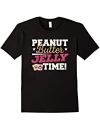 Peanut Butter Jelly Time T Shirt