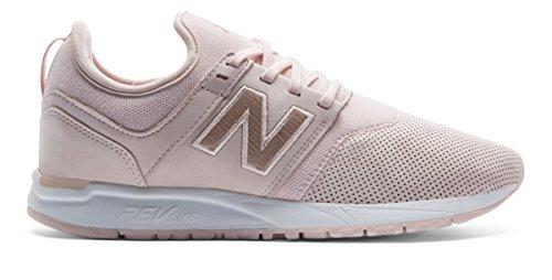 (ニューバランス) New Balance 靴?シューズ レディースライフスタイル Nubuck 247 Pink Sandstone ピンク サンドストーン US 8.5 (25.5cm)