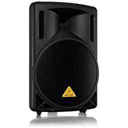 Behringer Eurolive B212D Active 550-Watt 2-Way PA Speaker System with 12-inch Woofer and 1.35-inch Compression Driver