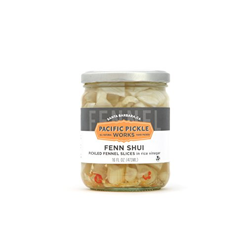 PACIFIC PICKLE WORKS Fenn Shui Pickled Fennel Root, 16 OZ