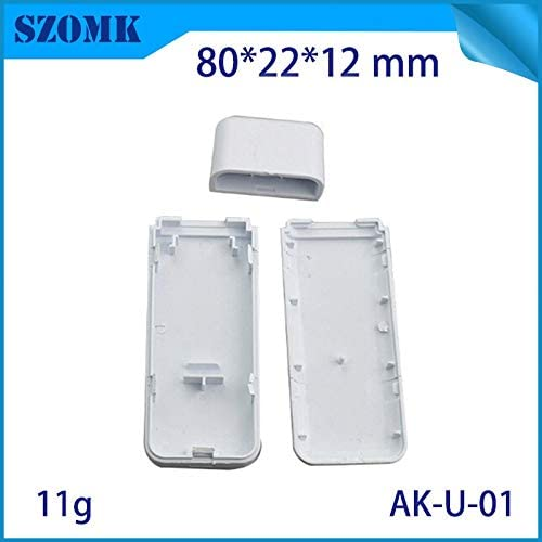 Gimax hot sale handheld enclosure usb plastic diy box 50 pcs 802212mm customizable small plastic flash drives control project box