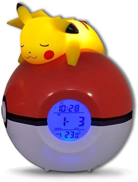 Pokemon-Radio-Reveil-Pikachu-811354 miniature 9