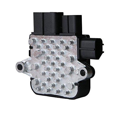 03 mazda mpv fan control module - 2
