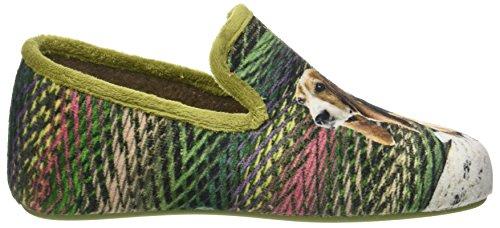 Hush Puppies Dames Zon Onder Vert (vert)