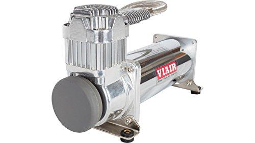 444c chrome single compressor air ride suspension