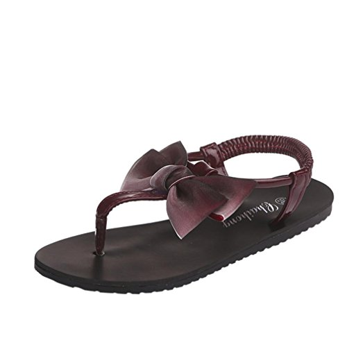 Sandalias de Sandals Jamicy Vino Mujer Charol xnOZaZY