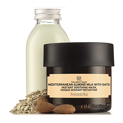 The Body Shop Mediterranean Almond Milk with Oats Instant Soothing