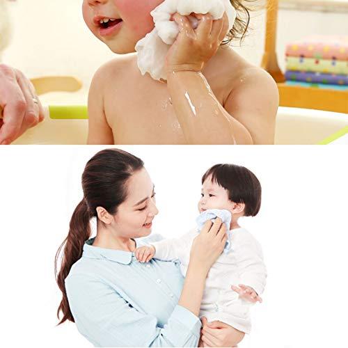 Kyapoo Baby Muslin Washcloths
