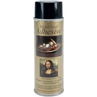 Speedball Mona Lisa 6-Ounce Spray Adhesive for Metal Leaf
