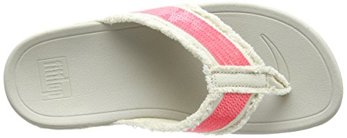 con Pink Rosa Neon a T B63 400 Tira Mujer Fitflop Sandalias zxwqB1E0W