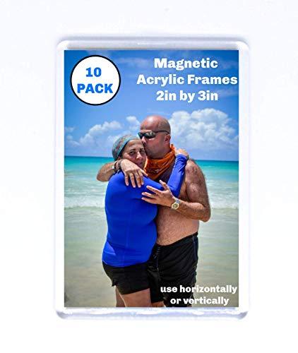 Top Magnetic Frames