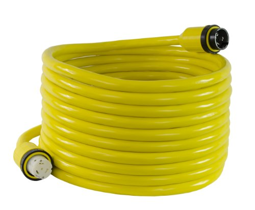 Conntek 50 Amp 125/250-Volt Marine Shore Power 4 Wire Ext...