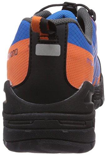 Shimano SH-MT54 - Calzado de ciclismo unisex Blue/Orange